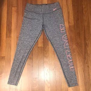 NWT Nike Dri-Fit Leggings